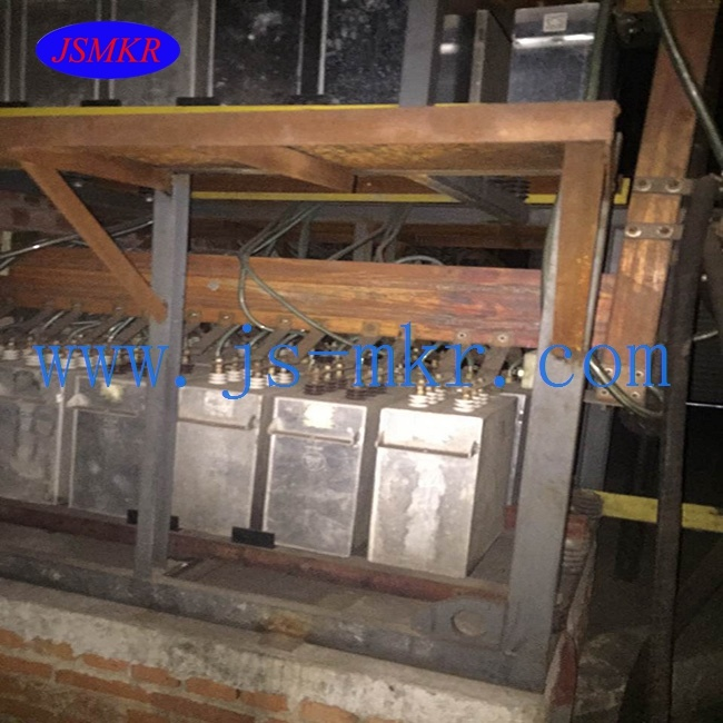 Used Environmental Medium Furnace Copper Scrap Melting Furnace