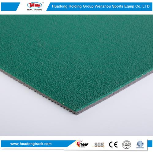 All Weather Outdoor Sports Rubber Floor Mat Volleyball Court Flooring