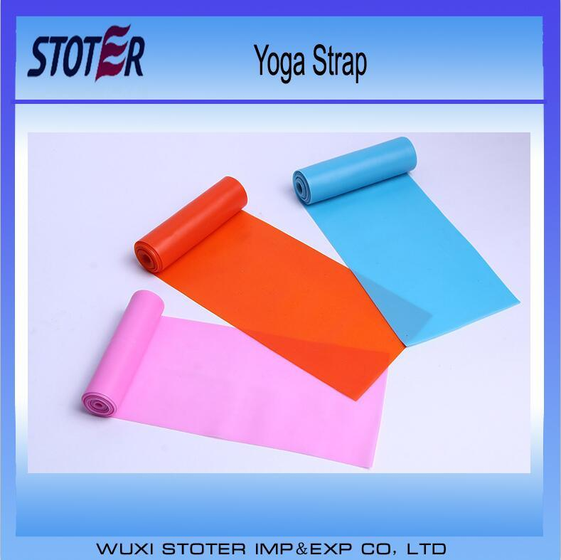Colorful Latex Resistance Band for Hospital