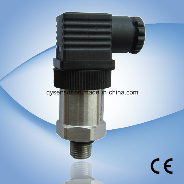 1/4 ′′ NPT Connection 100psi Ceramic Core Pressure Sensor / Transducer / Transmitter with 0-10 V or 4-20mA Output