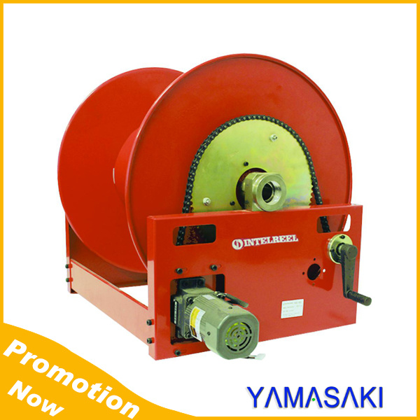 Motor Driven and Hand Crank Large Frame Reel