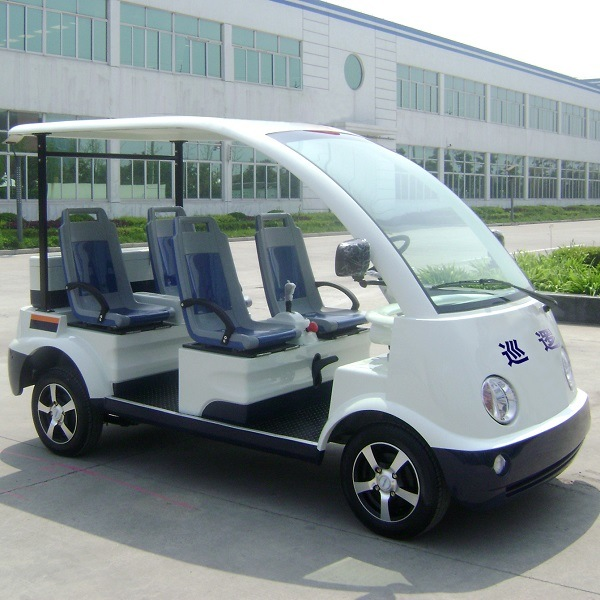 CE Approval Colorful 4 Seat Electric Sightseeing Car (DN-4/5)