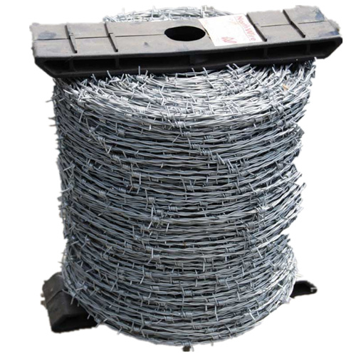 China Premium Galvanized Barbed Wire for Security Fence (GBW)