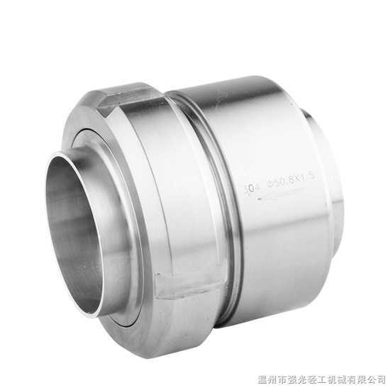 304/316L Sanitary Stainless Steel Nrv Welded Check Valve