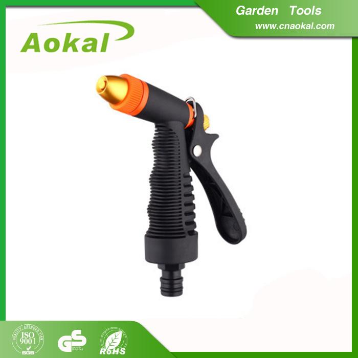 Cleaning Gun Adjustable Metal Car Wash Water Spray Gun