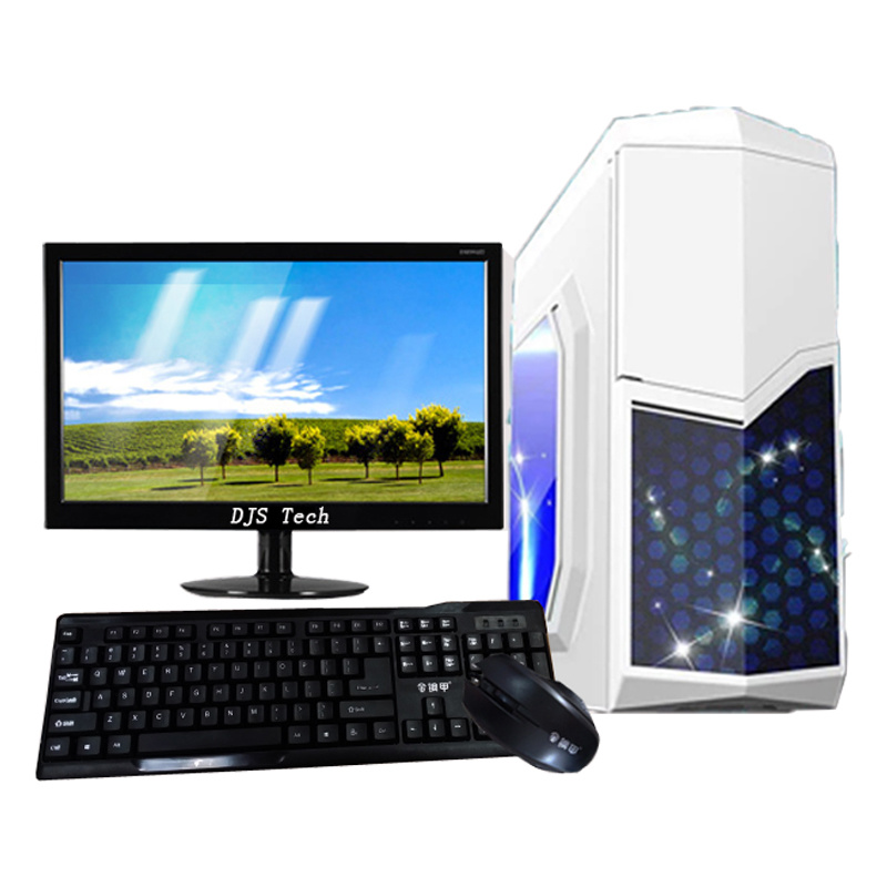 Factory Wholesale DJ-C003 17 Inch Monitor Personal Computer with G31 Motherboard
