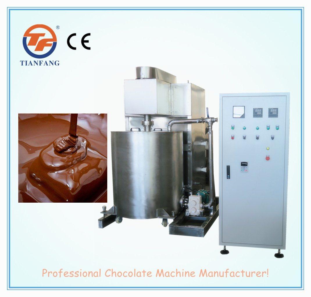 Chocolate Ball Mill Machine (batch type)