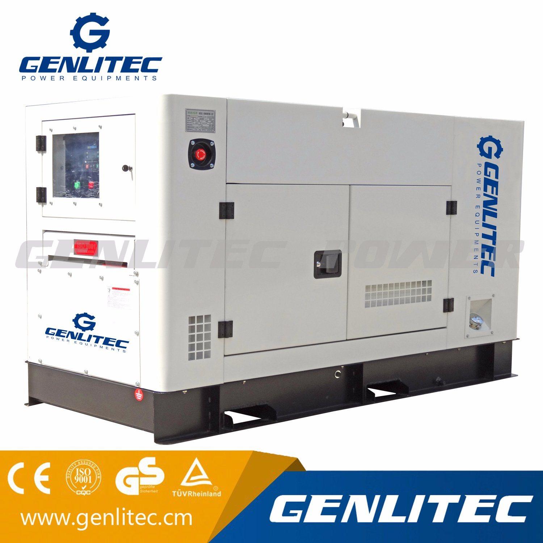 China Portable 20kw 25kVA 3 Phase Kipor Type Silent Diesel
