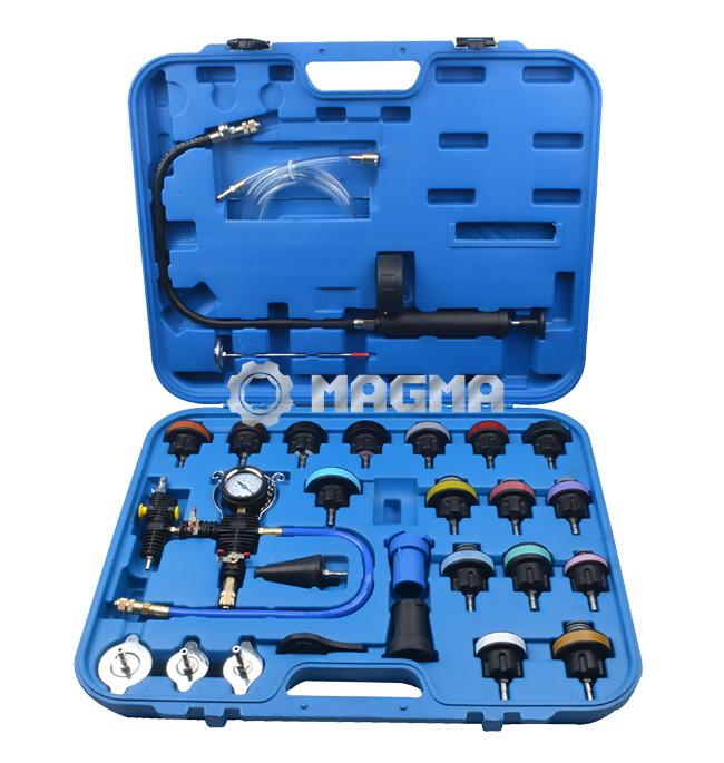 28 PCS Cooling System Radiator Pressure Tester Kit (MG50508)