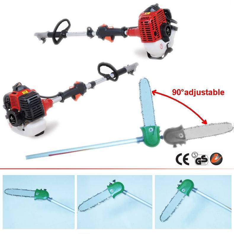 Lrcs001A Rotatable Pole Saw Rotational Pruning Saw Pruner