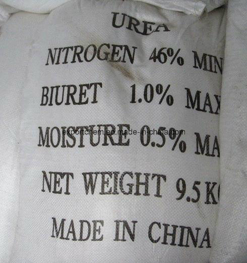 Urea N46% with Bes Price