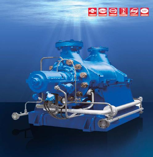 DG Series Boiler Water Supply Pump