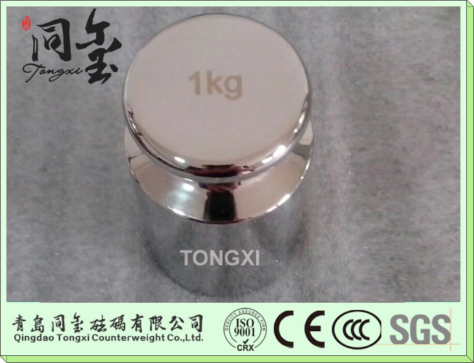 OIML F1 F2 M1 Class 1g-5kg Test Weight, Brass Weight Set, Analytical Balance Calibration Weight