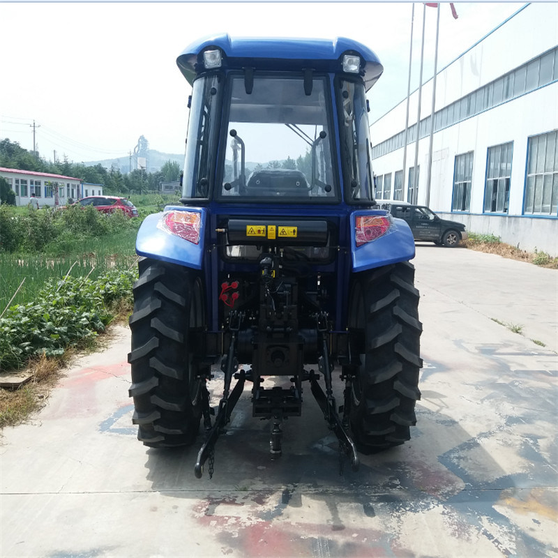 55 HP Cheap Price Chinese Farm Tractor 554 for Sale