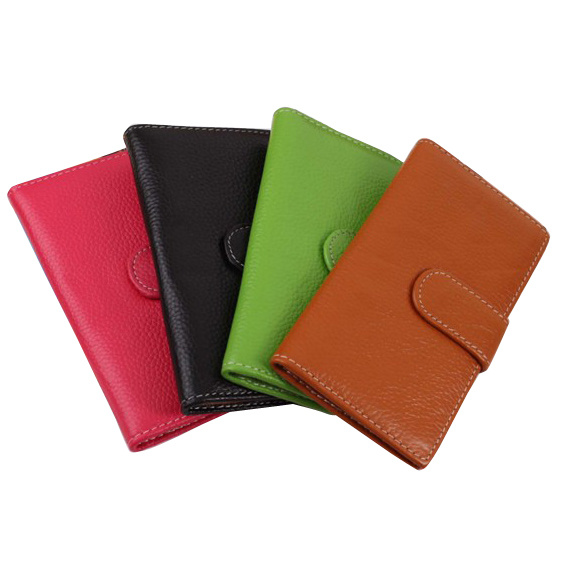 Fashion Leather Women's Wallet (MH-2070)