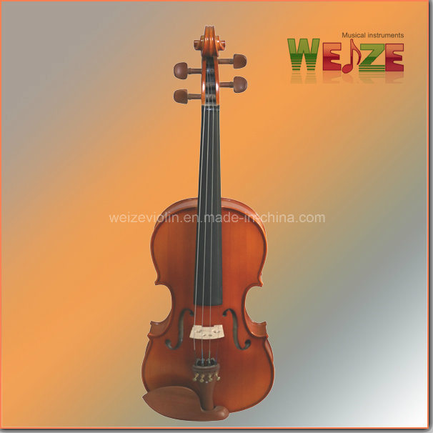 4/4 Golden Color Entry Level Student Violin