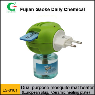 Dual-Use Mosquito Device