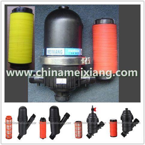 (T Y Type Bsp 1-1/4′′, 1-1/2′′, 2′′, 2-1/2′′) Fresh PP Disc Fliter/Screen Filter Irrigation/Garden Irrigation Equipment (MX9404)