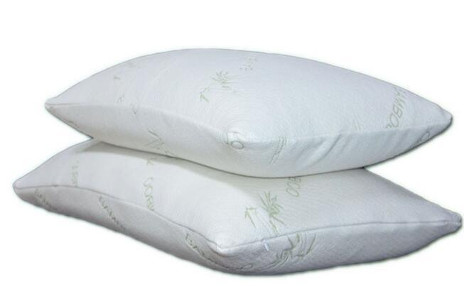 Latest OEM Natural High Quality Bamboo Memory Foam Pillows