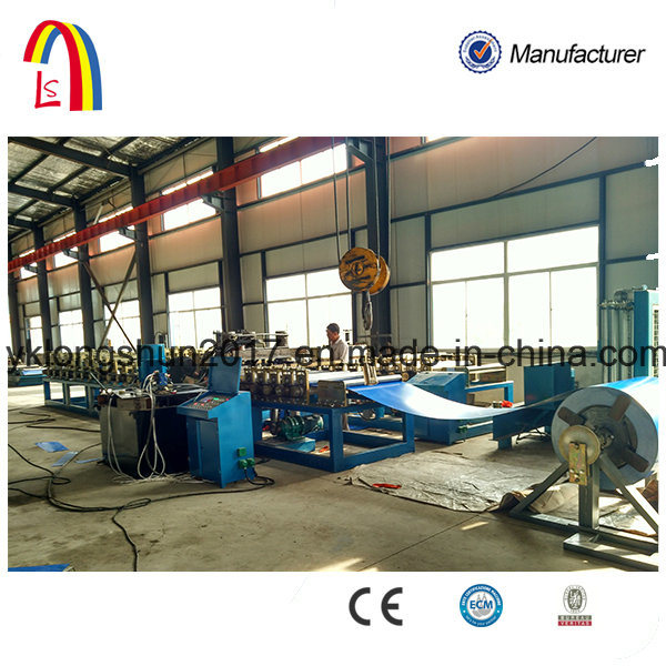 Screw Joint Arch Steel Building Machine