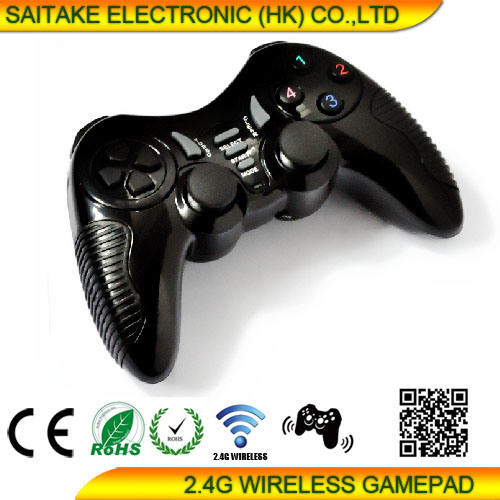 Li-Battery Wireless Gamepad (STK-WL2021P)