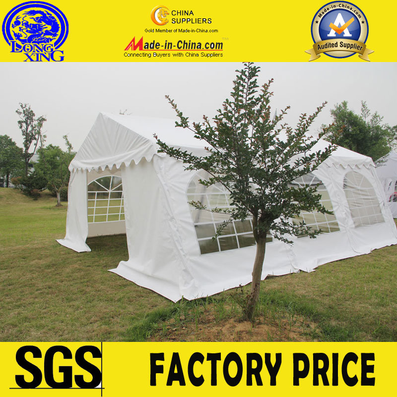 2016 The New Fashion Waterproof Iron Clear Camping Tent Clear Party Tent
