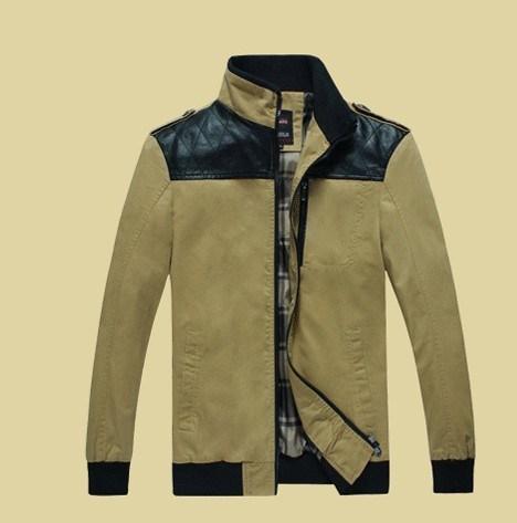 Windproof Fashion Custom Cotton Winter Jacket Coat