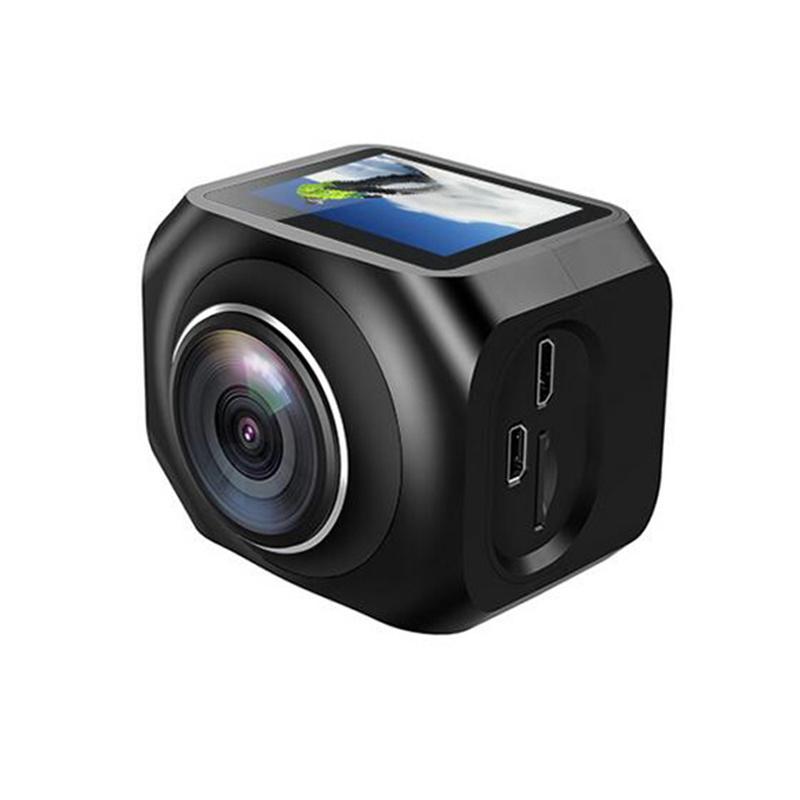 2016 New Vr360 Action Kam 220 Degree WiFi Sport Camera