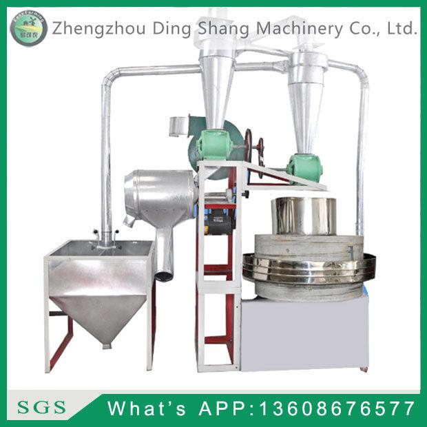 Stone Mill Flour Machine
