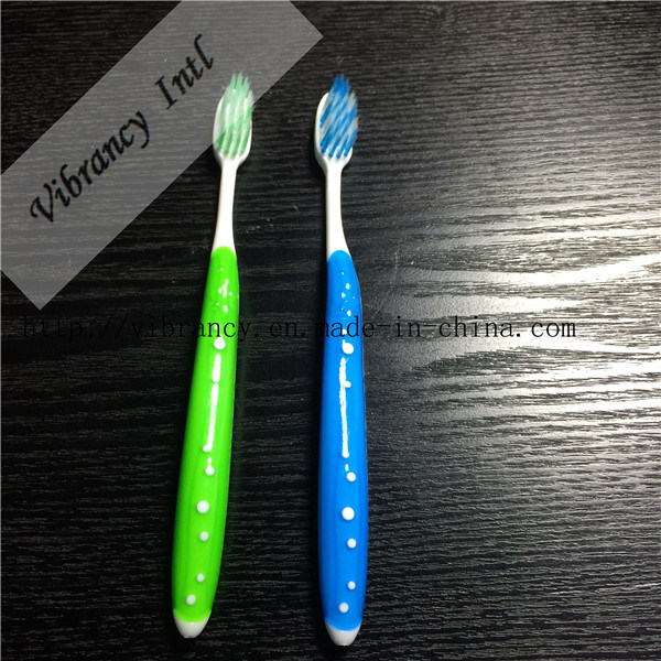 High Quality Disposable Hotel Toothbrush Home Soft Toothrush