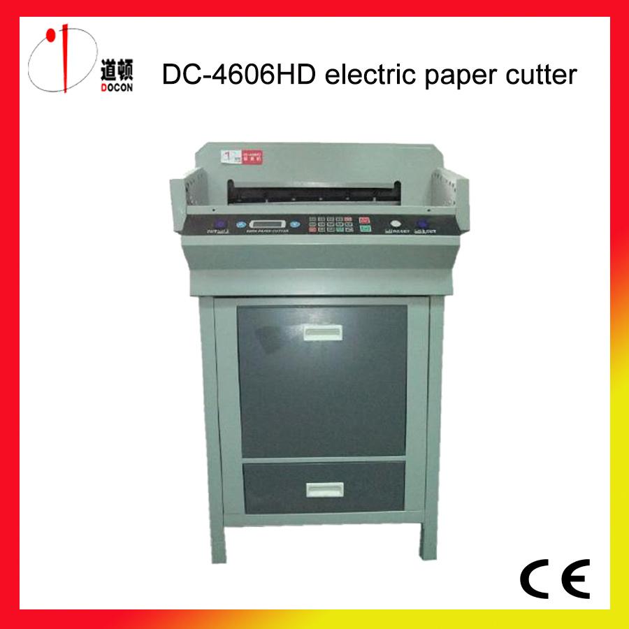 DC-4606HD Electric Paper Cutter Machine