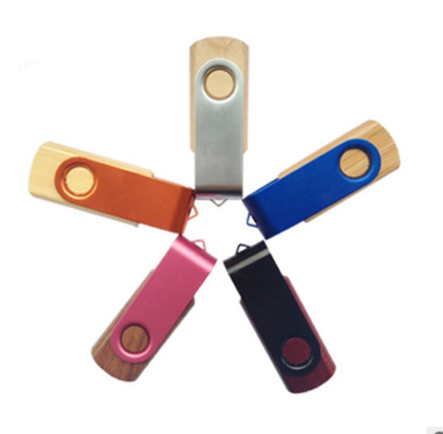 Hot Model Twister USB Flash Pen Drive with a Kind of Colors