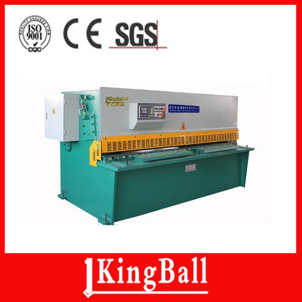 Hydraulic CNC Pendulum Shearing Machine (QC12K Series) , Folding Machine