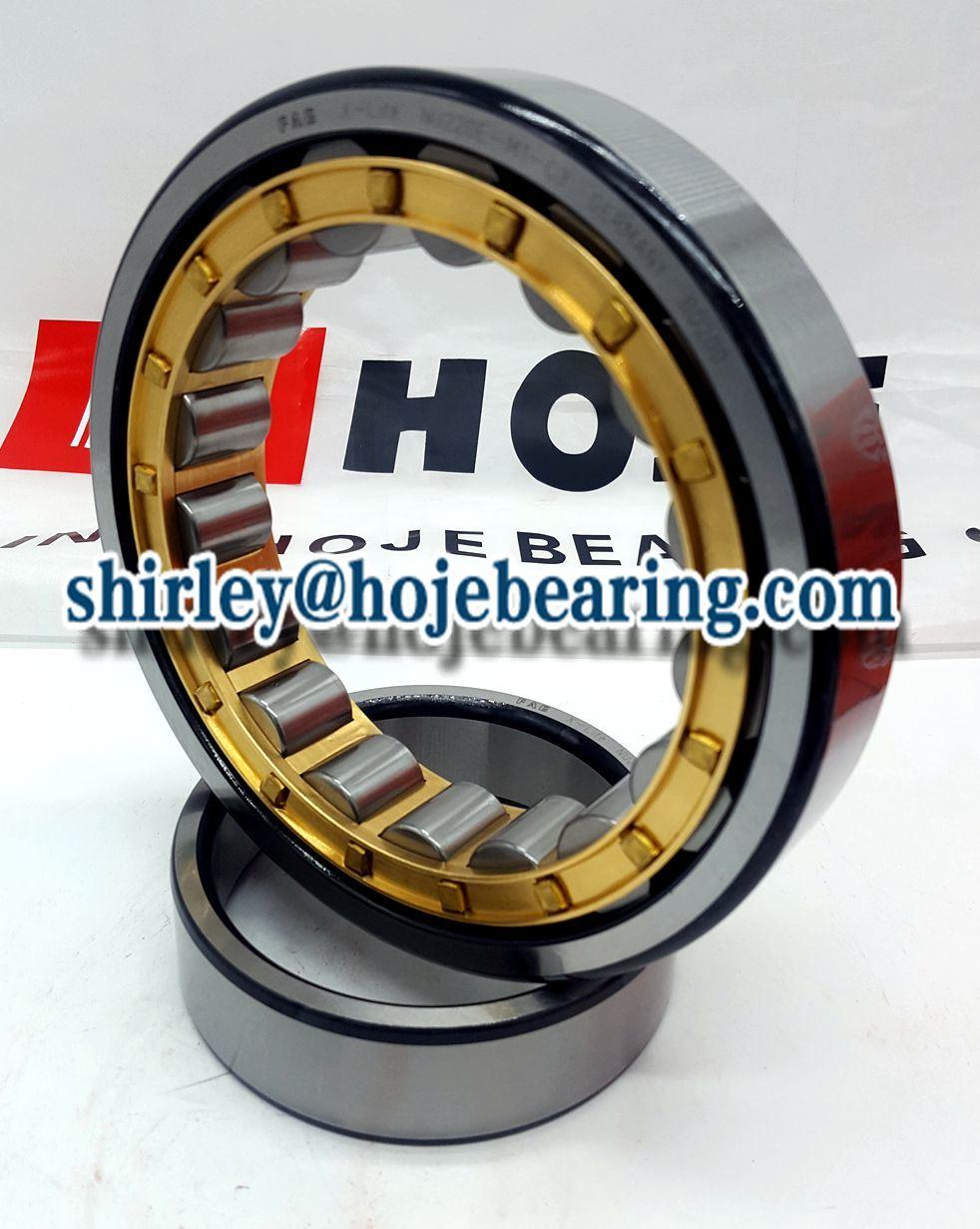 Flanged Cylindrical Roller Bearing Nu216, Nu2216, Nu316, Nu2316