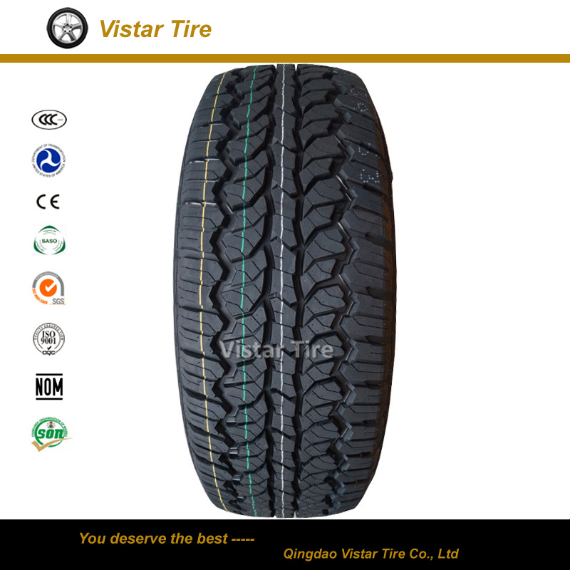 All Terrain 4X4 Radial PCR Car Tire (P235/70R16, P265/70R16, LT225/75R16, 185/75R16C)