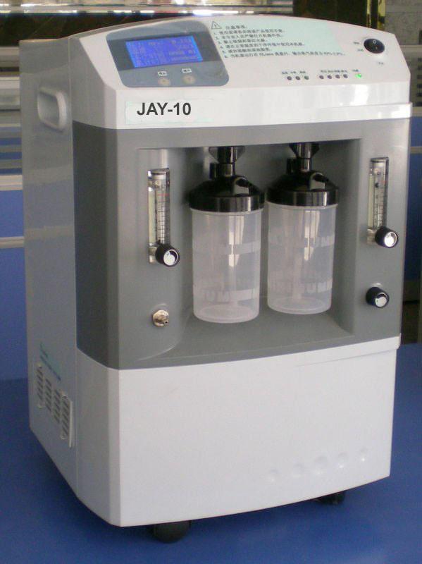 Oxygen Concentrator with Nebulizer, Oximeter (JAY-3, JAY-5, JAY-8, JAY-10)