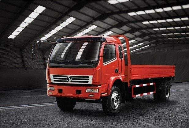 6 Tons Light Cargo Truck-New Model-140HP (STQ1087L7Y1)