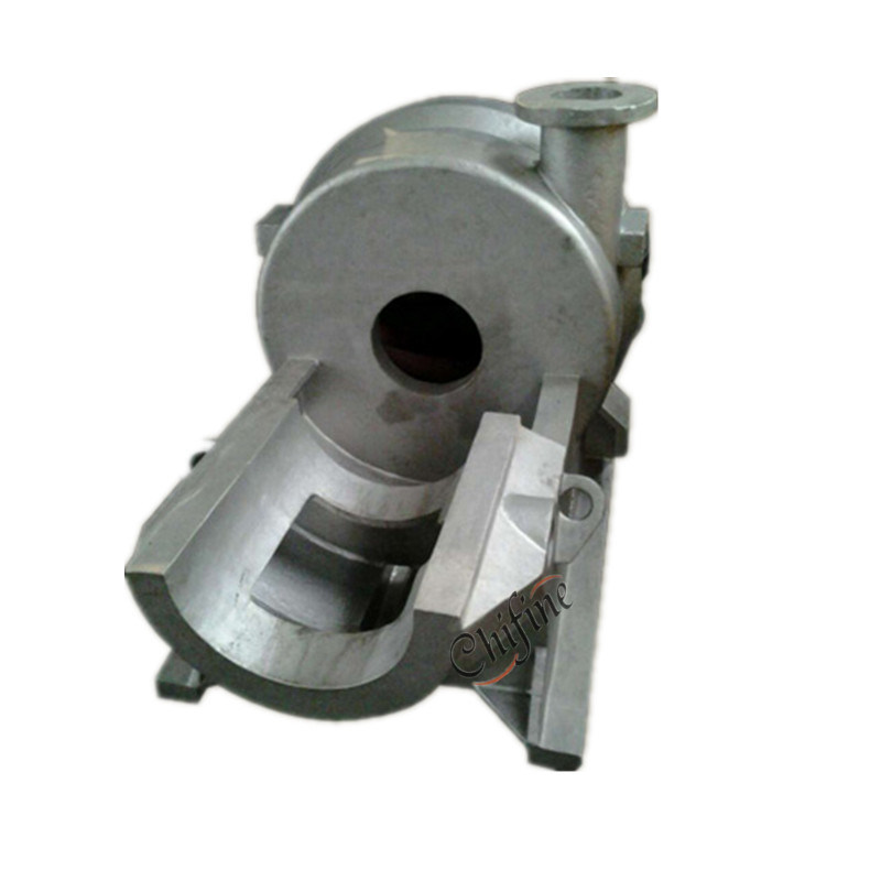 Investment Casting CNC Machining Valve Pipe Fittings
