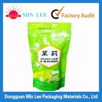 Aluminum Foil Ziplock Pet Food Packaging Plastic Bag (ML-AL-01)