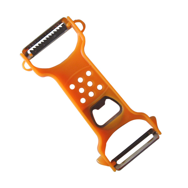 Manual Peeler Fruit Tools with PP Hand (TT-GF010)