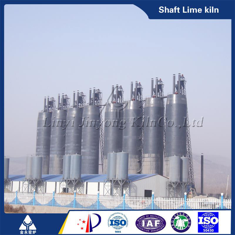 Professional Vertical Shaft Lime Kiln with Design and Installation