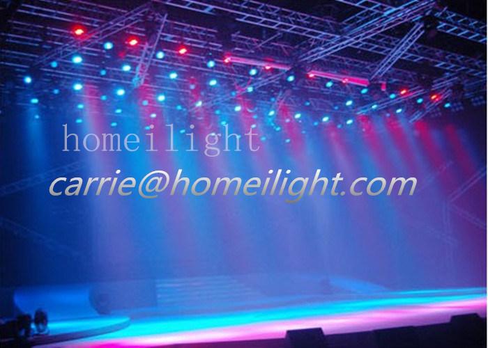 LED Lamp LED 18PCS*10W Aluminum Case 4in1 Full-Color PAR