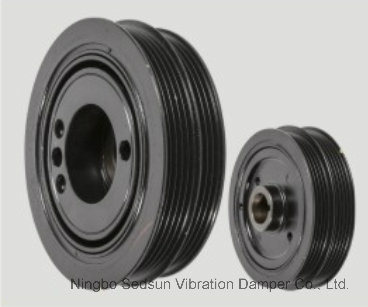 Torsional Vibration Damper / Crankshaft Pulley for Toyota 13470-15120