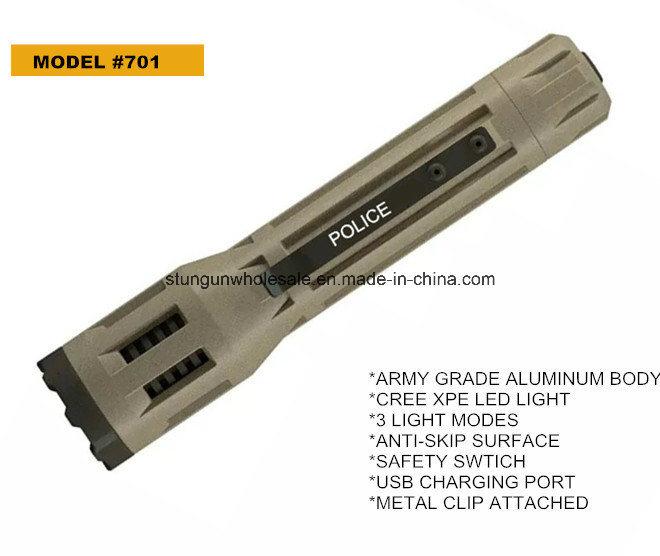 Tactial Stun Gun with 3 Watt LED Light