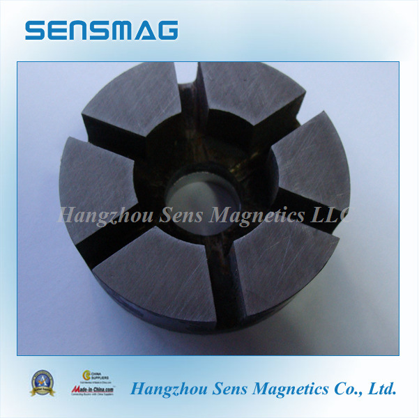 Customized Permanent AlNiCo5 Horseshoe Magnet for Motor