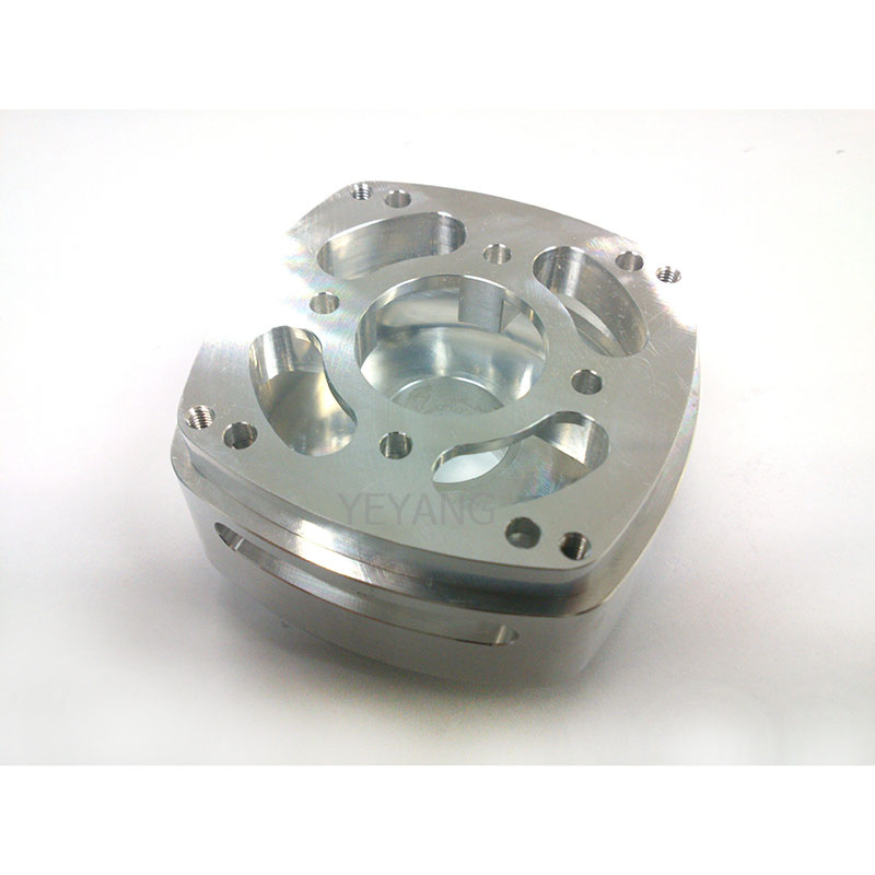Custom CNC Machining Flange Parts
