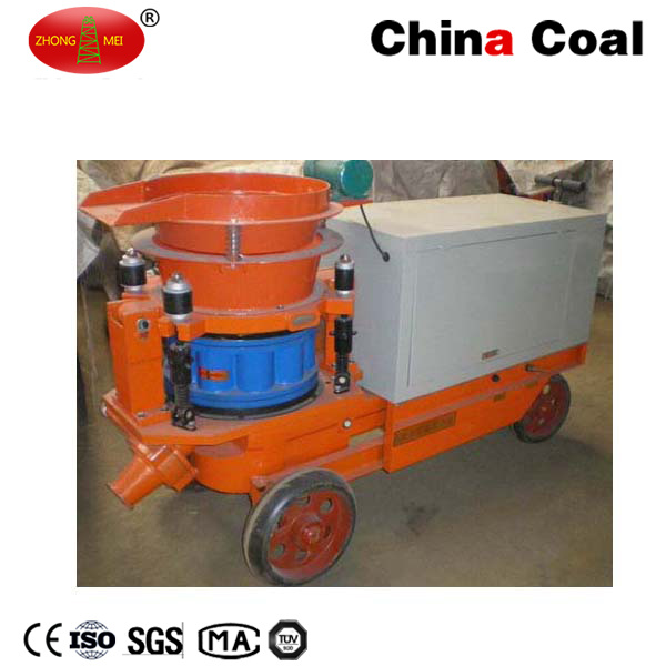 Hsp Model Explosion Proof Electric Wet Shotcrete Spraying Machine
