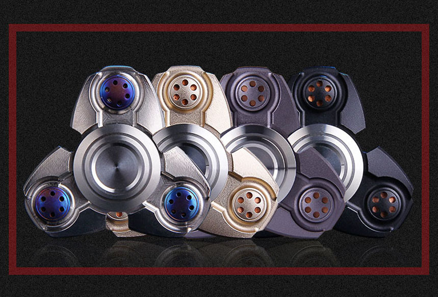 Ckf Promotion Cheap with Top Quality Decompression Gyro Hand Spinner