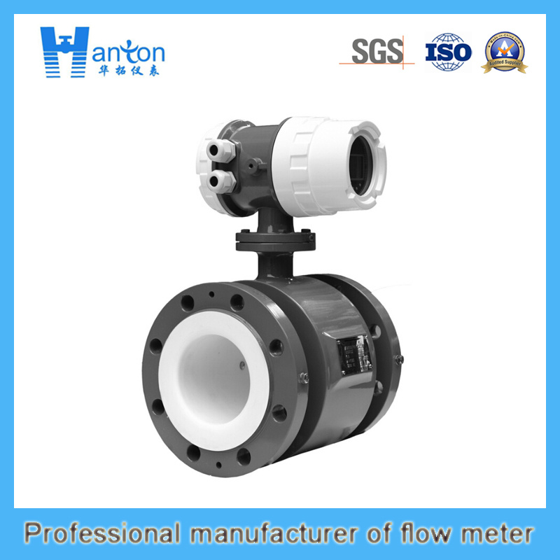Electromagnetic Flow Meter for Measuring (all kinds of) Liquid