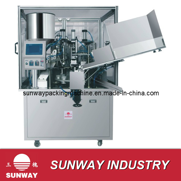 B. Gf-401 Filling & Sealing Machine